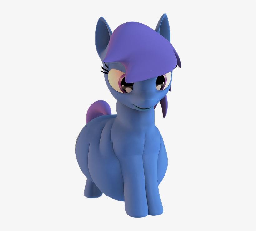 Eggo81194, Chubby, Earth Pony, Fat, Gmod, Model, Oc, - Mlp Gmod Oc