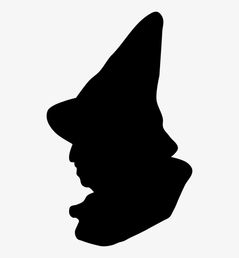 Of Oz,character, - Wizard Of Oz Scarecrow Silhouette, transparent png #1482246