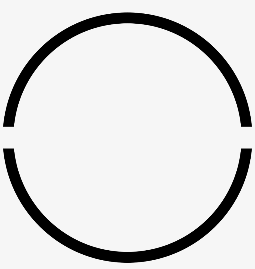 Png Circle Border Transparent Circle Border - Double Circle Border, transparent png #1483434