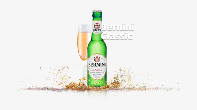 Sweet, Delicate Grape Notes With A Hint Of Honey Reminiscent - Bernini Classic Cans, transparent png #1485229