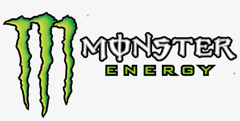 Monster Energy Drink Logo Png - Monster Energy Logo Png, transparent png #1486259