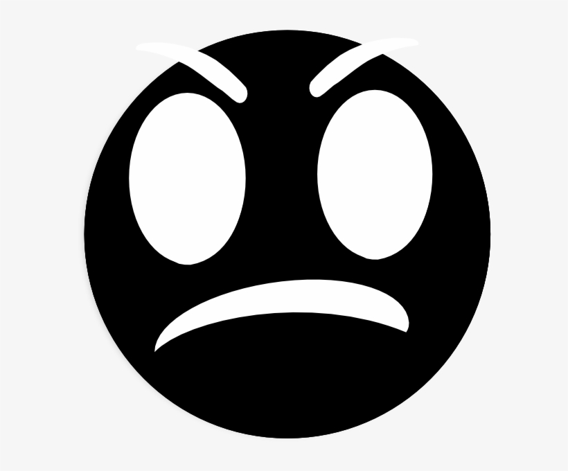 Angry Face Cliparts Mad Face Cartoon Png Free Transparent Png Download Pngkey