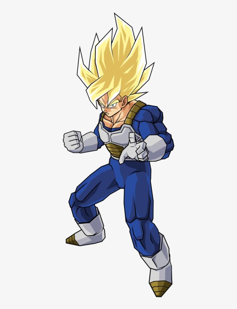 Goku (full-power Super Saiyan) - Super Saiyan Goku Saiyan Armor, transparent png #1487257