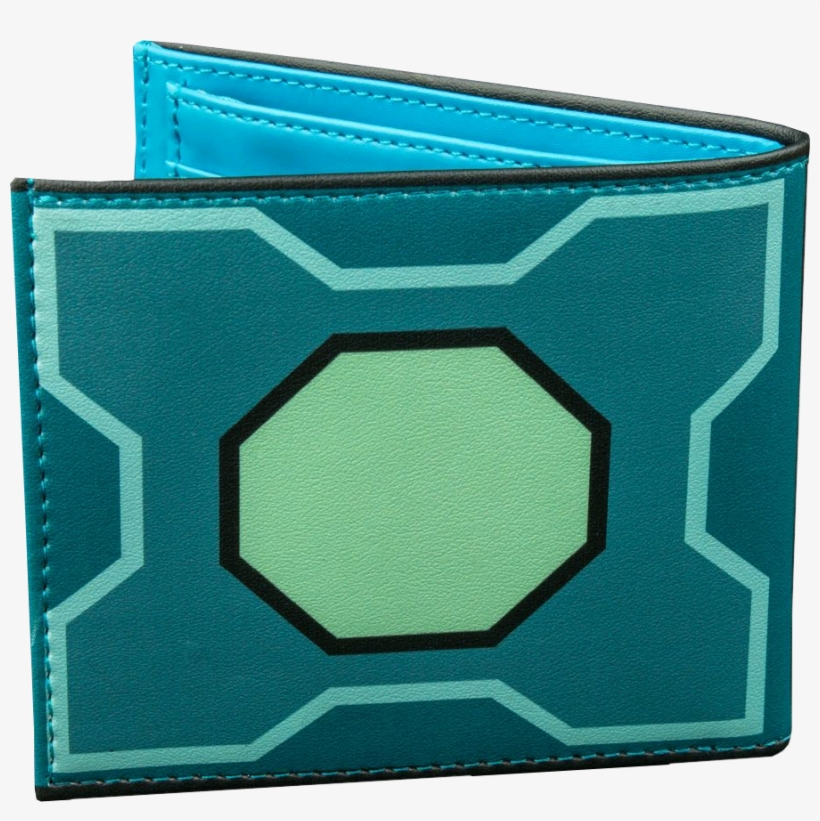 Rick - Rick And Morty - Mr Meeseeks Wallet-iko1177, transparent png #1487324