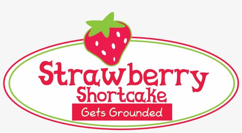 Logo Strawberry Shortcake By Kah19-d3h70oh - Strawberry Shortcake Original Logo, transparent png #1488192
