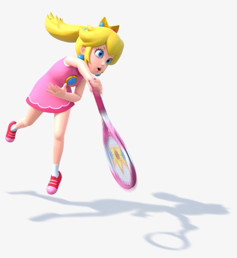 Mario Tennis Ultra Smash Princess Peach Skirt Mario Tennis