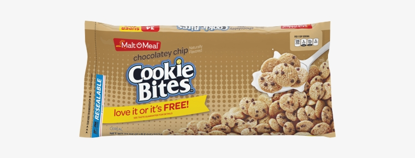 Cereal Box Transparent Png Nutrition - Malt O Meal Cookies And Cream, transparent png #1488396