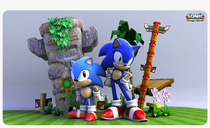 Key Features - - Sonic Planet 4 Roblox - Free Transparent