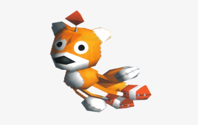 A Remote Controlled Doll Made In Tails' Likeness, Tails - Can You Feel The Sunshine Meme, transparent png #1492387
