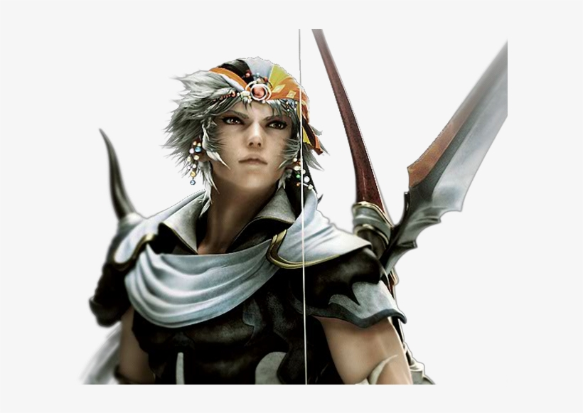 Final Fantasy Characters, Final Fantasy Art, Johnny - Firion Final Fantasy 2, transparent png #1494416