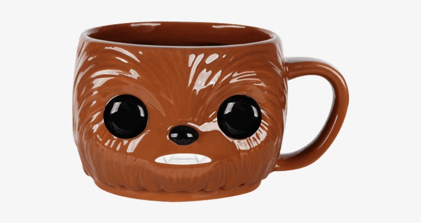 Star Wars Chewbacca Pop Mug - Funko Pop Home Star Wars Chewbacca Mug, transparent png #1495401