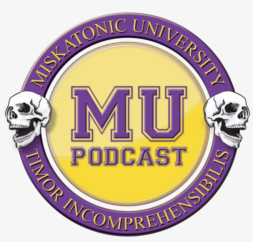 Miskatonic University Podcast, transparent png #1495422