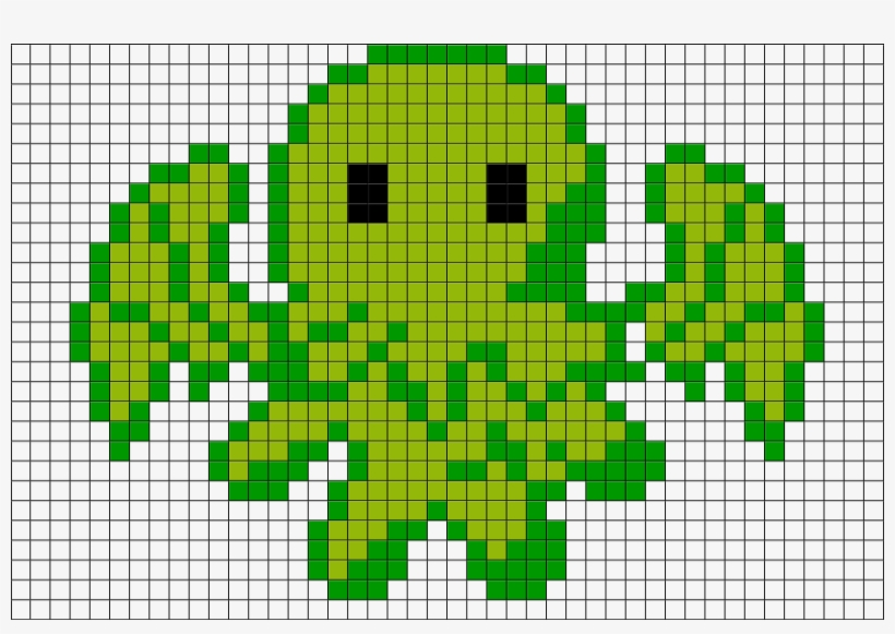 Pixel Art Weird - Free Transparent PNG Download - PNGkey