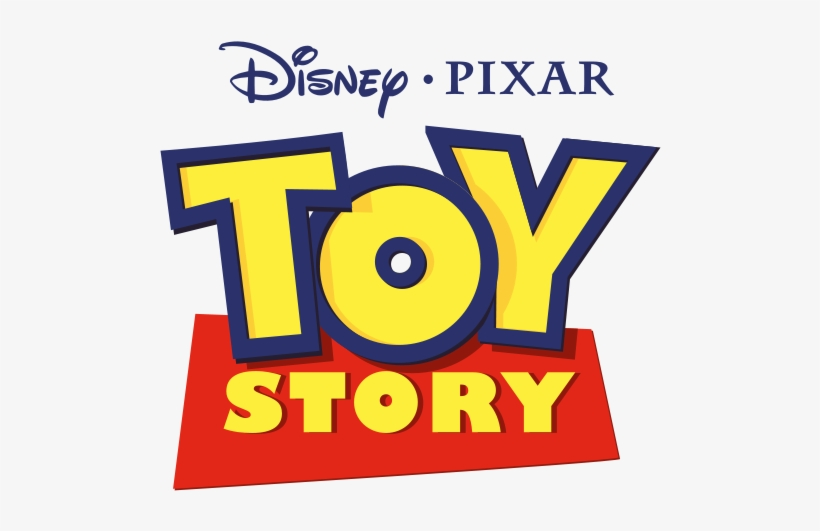 Toy Story - Logos With Primary Colors, transparent png #1495883