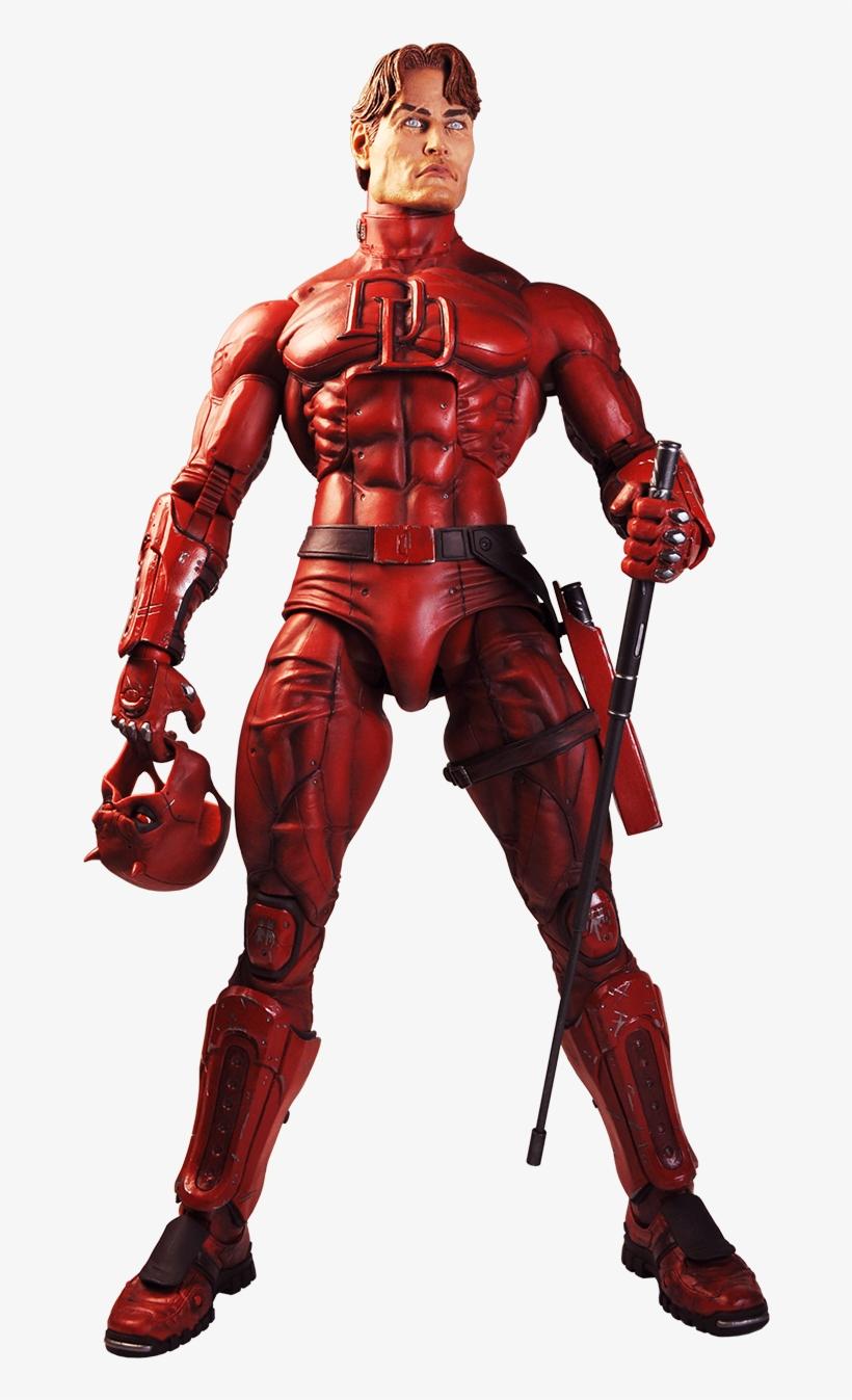 Daredevil 1/4 Scale Figure - Neca Marvel 1/4 Scale Action Figure, transparent png #1497115