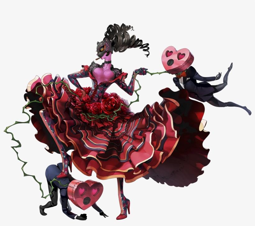 Advertisement - Persona 5 Morgana True Form, transparent png #1499071