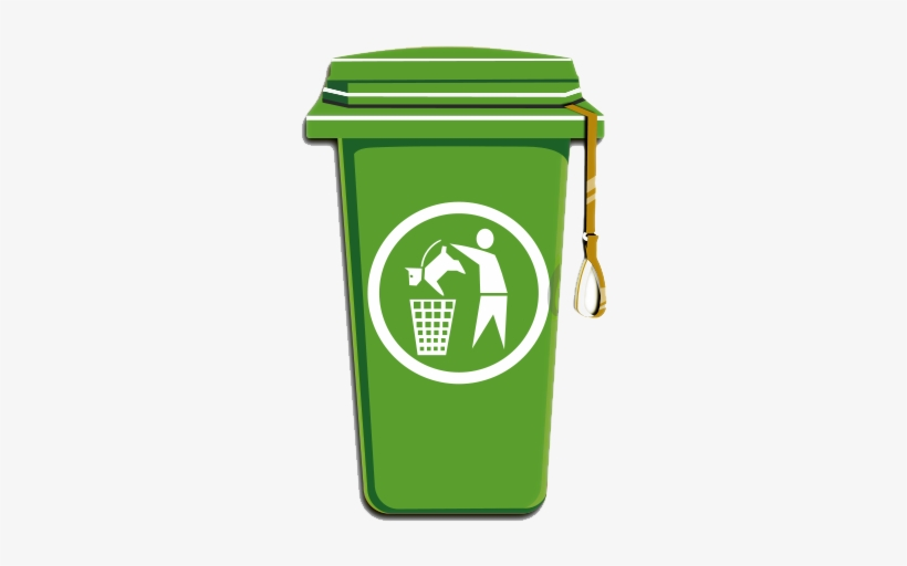 Trash Can Png File - Recycle Trash Can Png, transparent png #150899