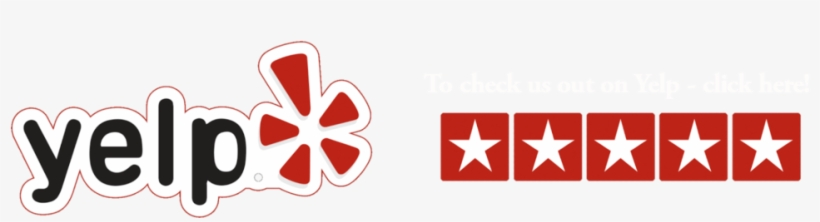 Yelp Logo White New - Check Out Our Reviews On Yelp, transparent png #152062