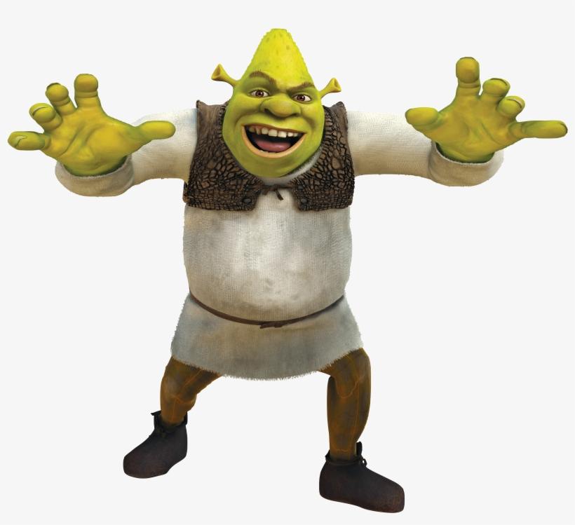 Shrek Transparent Png, transparent png #152109