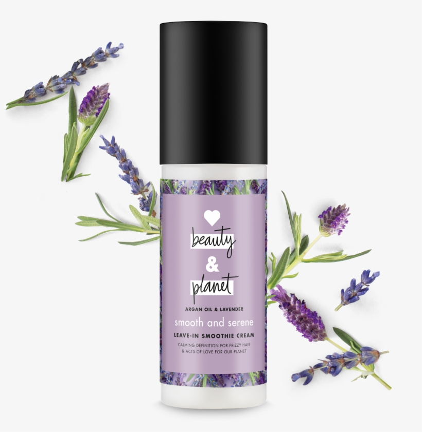 Love Beauty And Planet Argan Oil & Lavender Leave In - Stick Eua Love Beauty And Planet, transparent png #153651