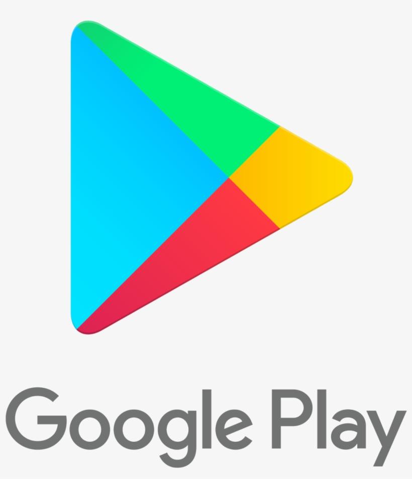 Google Play Logo Png - Google, transparent png #154065