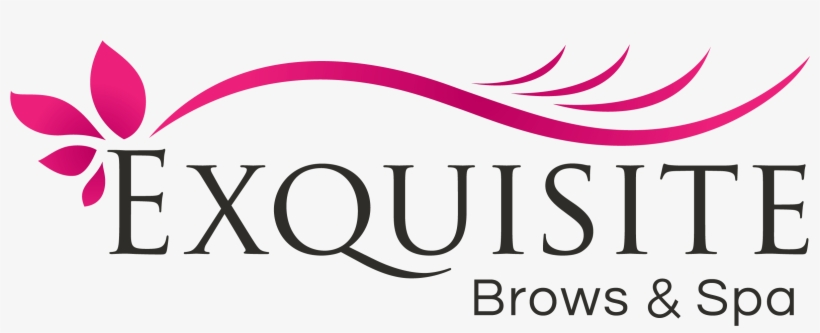 Exquisite Brows & Spa - Eyebrow Spa Logo, transparent png #154181