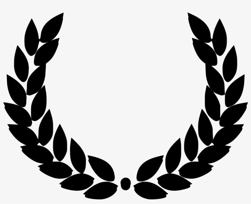 Leaves Vector Award - Laurel Wreath, transparent png #154760