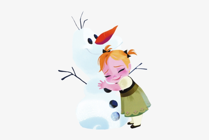 Elsa Is Olaf Hi, My Name Is Sir Didymus The Lionheart - Little Anna Frozen Png, transparent png #155072