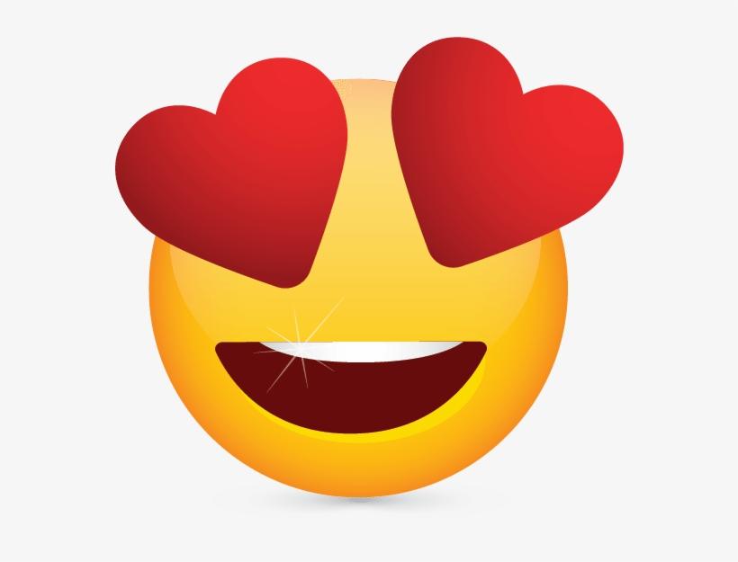 Owl Eyes Drawing At Getdrawings - Heart Eye Emoji Transparent, transparent png #155270