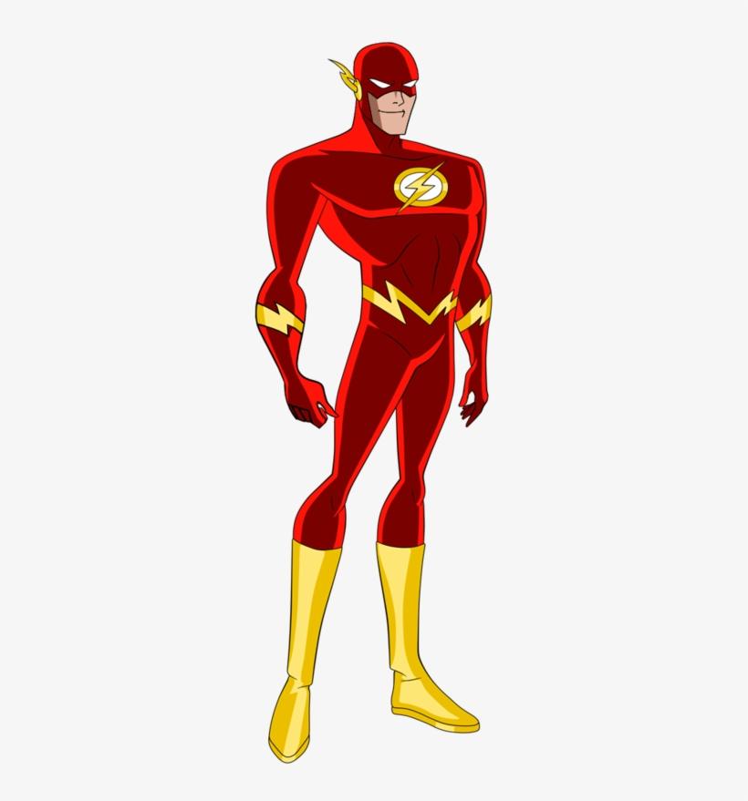 The Flash Desenho Png Flash Barry Allen Dcau Free