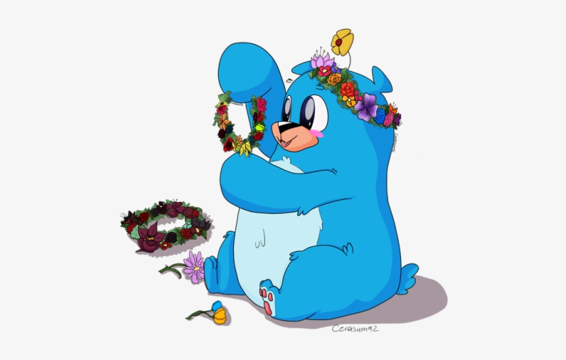 Bubble Blowing Baby Bear Making Flower Crowns For The - Bear Villainous 5.0 5, transparent png #156987