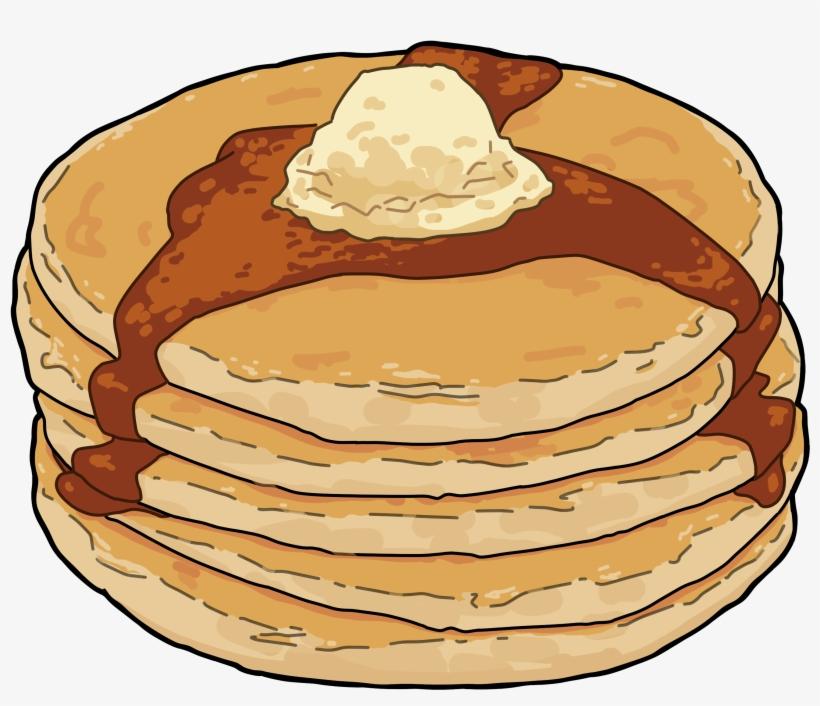 Clipart Transparent Stock Ipad Pancakes My Artwork