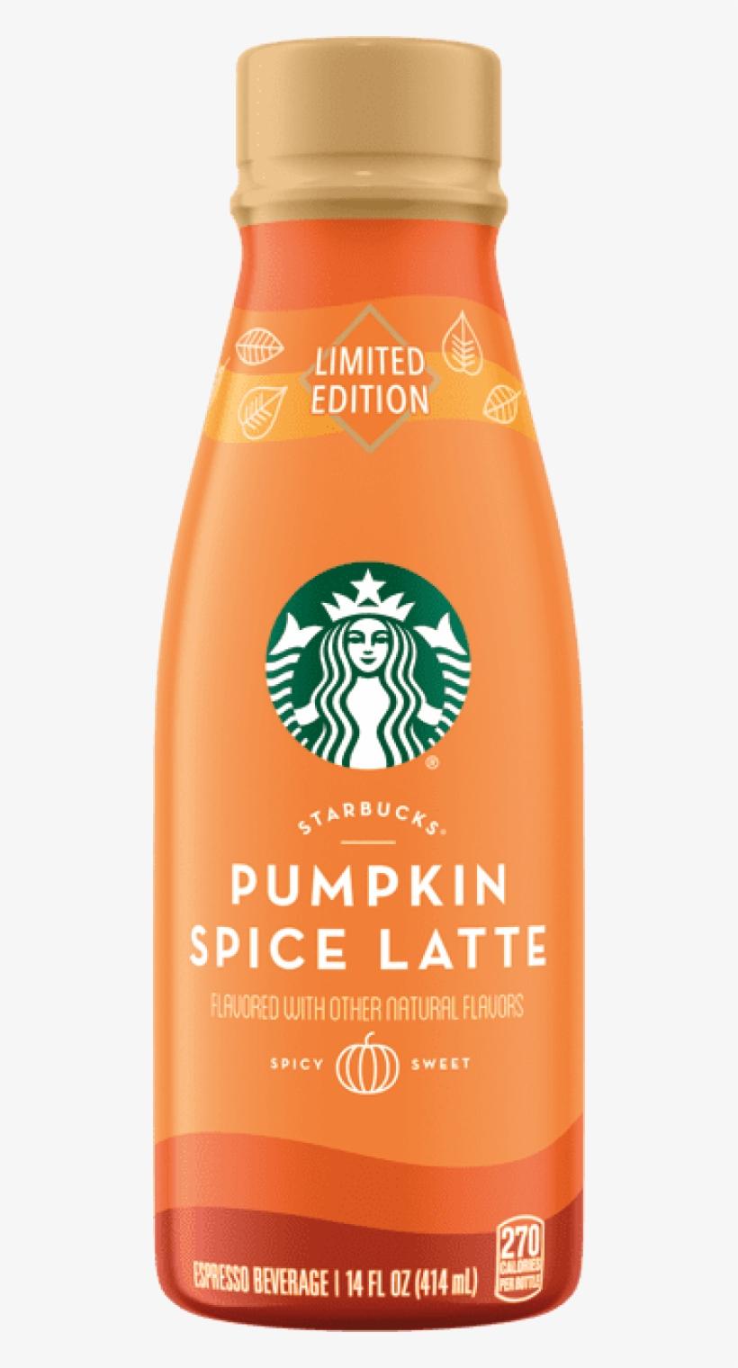 Starbucks Pumpkin Spice Latte Png Png Stock - Limited Edition Starbucks Pumpkin Spice Caffe Latte, transparent png #158457