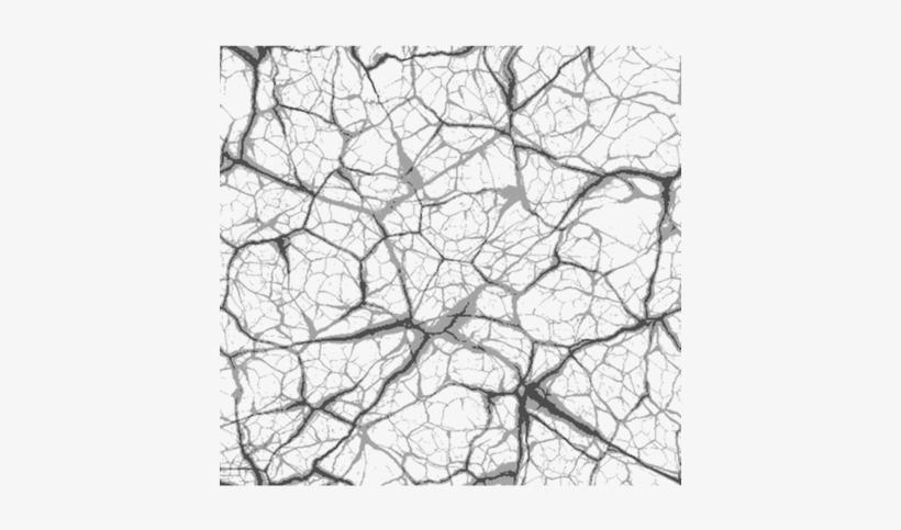 Dark Cracks Texture - Stock Photography, transparent png #159659