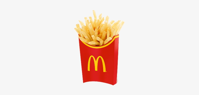 Choose Your Size Mcdonalds Fries Png Free Transparent Png
