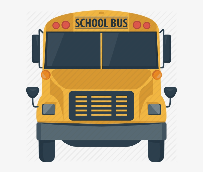 Summer School Bus Routes - School Bus Icon Png, transparent png #159794