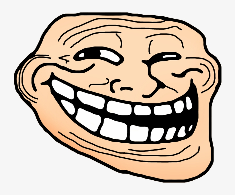 Renders Memes Coloridos - Epic Troll Face Meme, transparent png #1502031