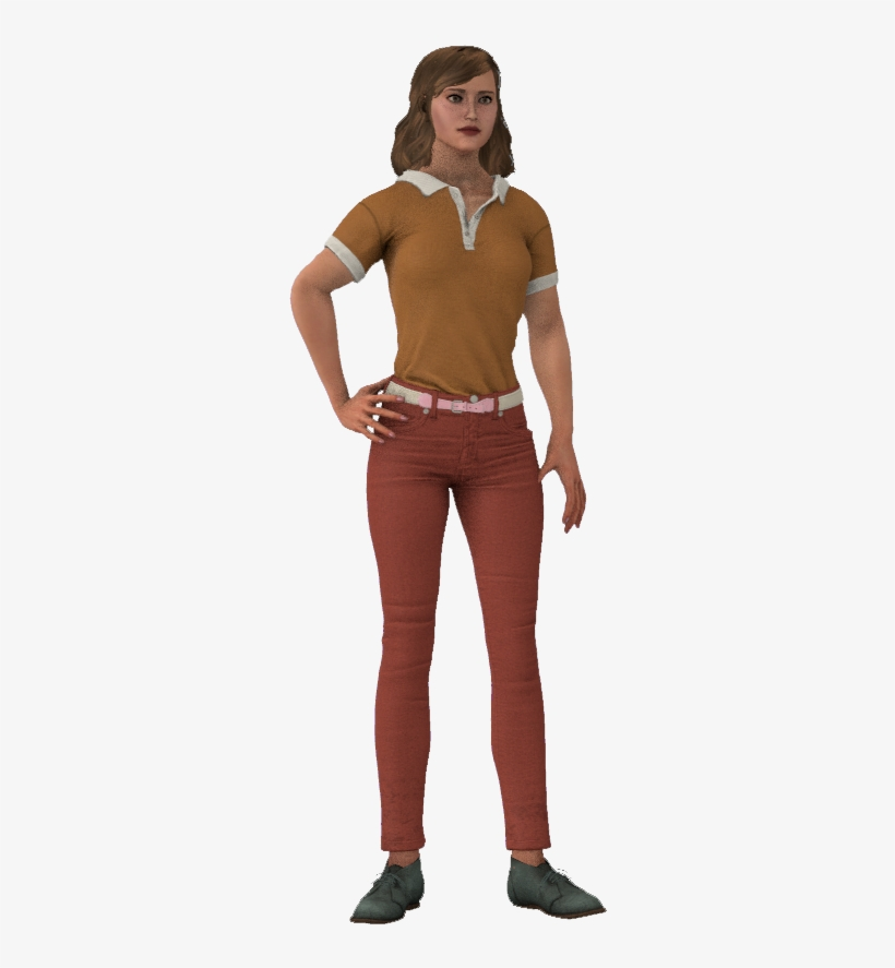 Jenny Myers Friday The 13th The Game - Friday The 13th The Game Jenny Myers, transparent png #1507531