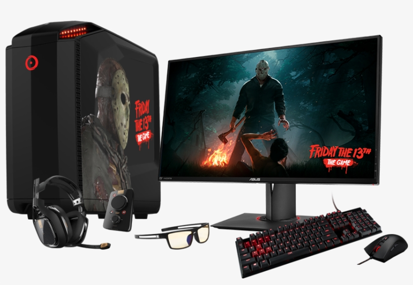 Friday The 13th - Hyperx Alloy Fps, Cherry Mx Brown, transparent png #1507675