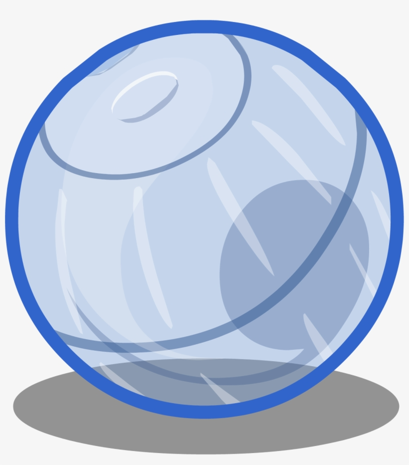 Puffle Ball Clothing Icon Id 604 - Club Penguin Wikia Puffle Furniture, transparent png #1510285