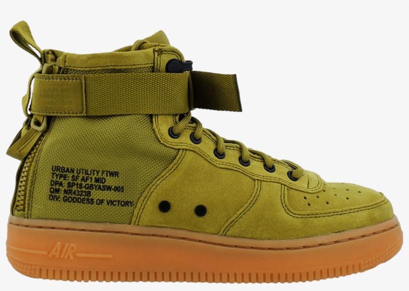 Nike SF Air Force 1 Mid desert mossdesert moss ab 99,99