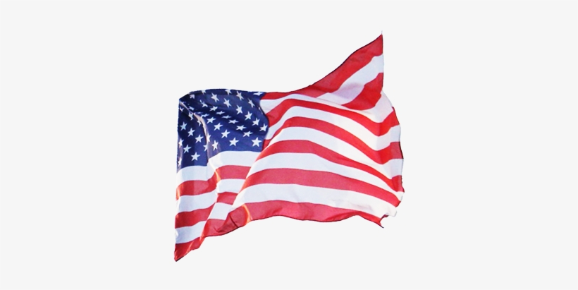The Images Of The Chinese And American Flags And Of - Flag Of The United States, transparent png #1516633