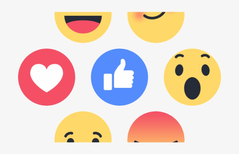 Facebook Like Buttons Png, transparent png #1517462