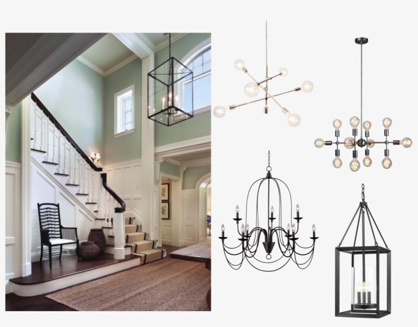 I Am Looking For A Foyer Chandelier - Kenroy Home 93069orb Pannier 9-light Chandelier, transparent png #1522685