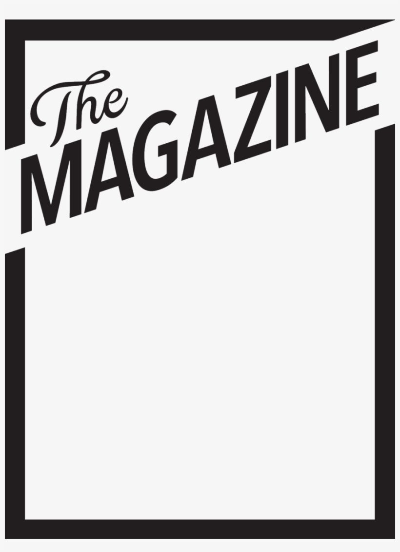 Blank Magazine Cover Templates Clipart Template Magazine Magazine Cover Template Free Transparent Png Download Pngkey