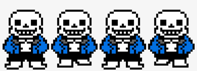 Sans Walking Sprite Sheet Sans Walking Undertale Sprite Free