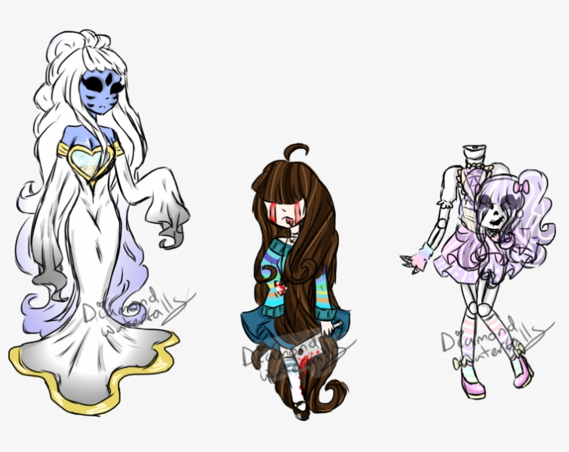 Banner Library Download Drawing Sketchbooks Undertale - Undertale Oc