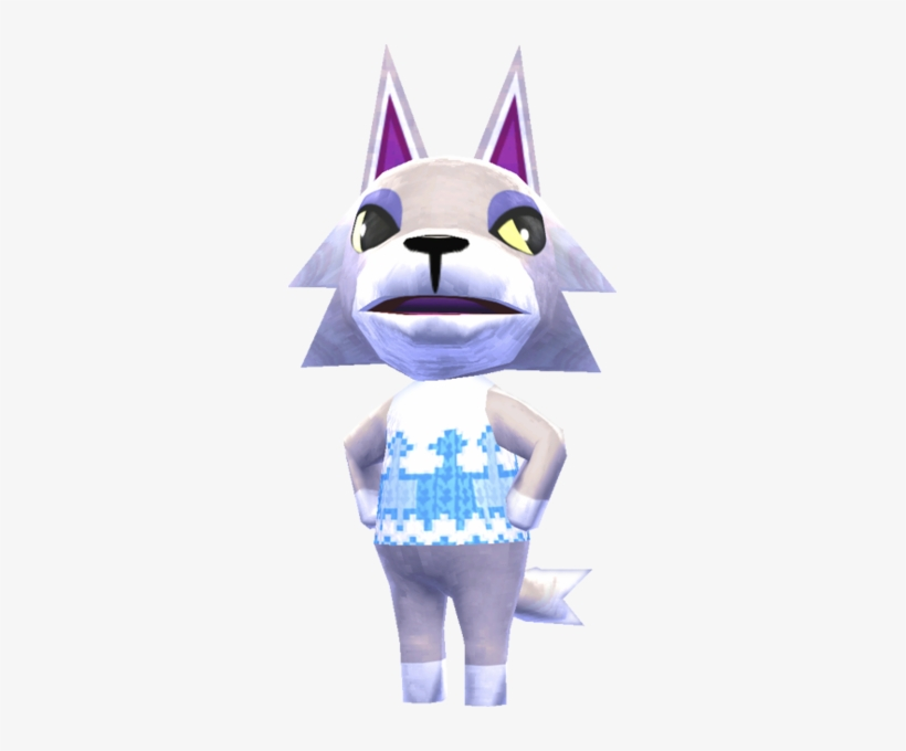 """""""if Pals Were Restaurants, You'd Rank 5 Stars In My - Animal Crossing New Leaf Fang, transparent png #1525512"""