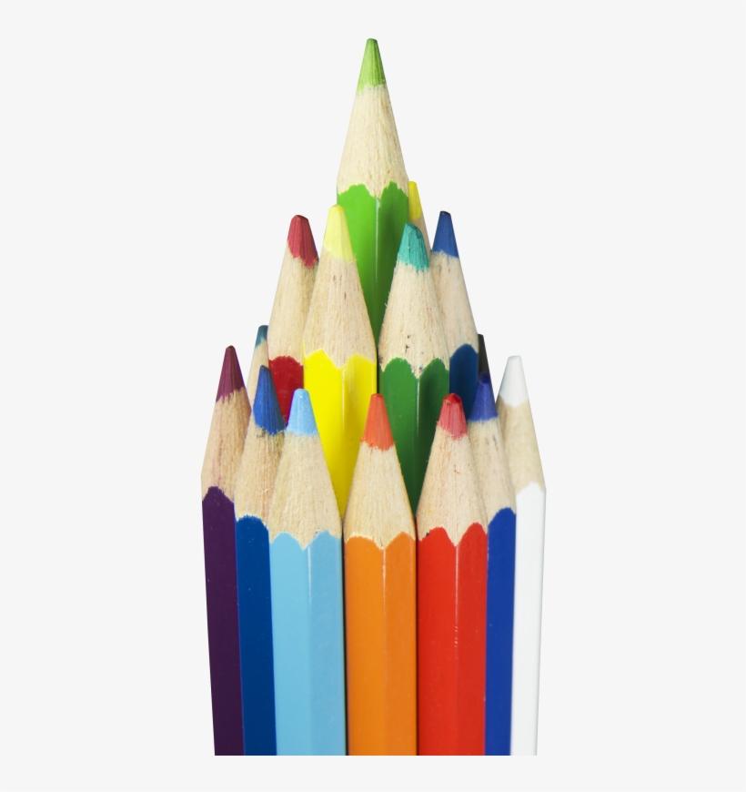 Color Pencils Transparent Png Image - Color Pencil Png, transparent png #1526185