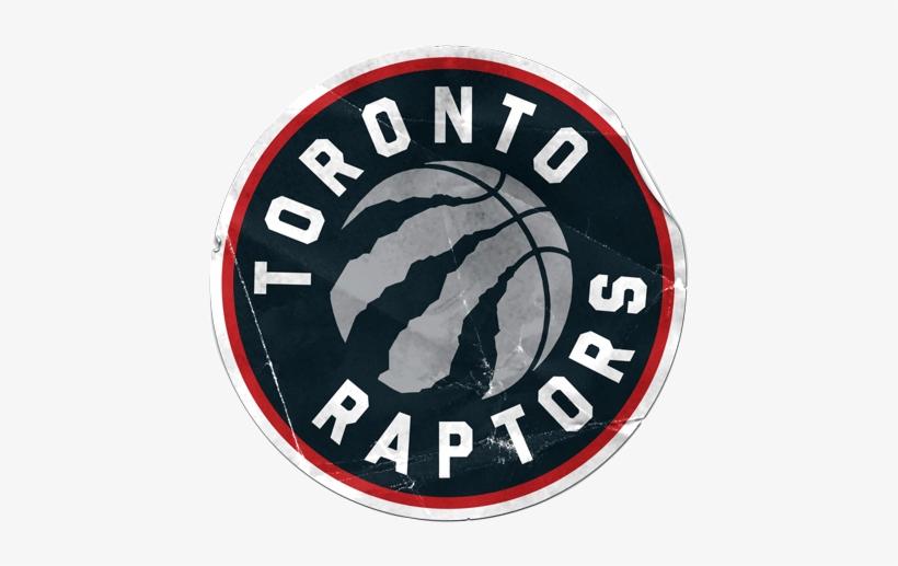 Toronto Raptors 2016 Playoffs - Toronto Raptors Logo Png, transparent png #1527540